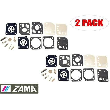 Zama 2 Pack RB-29 Carburetor Repair Kits - image 1 of 1