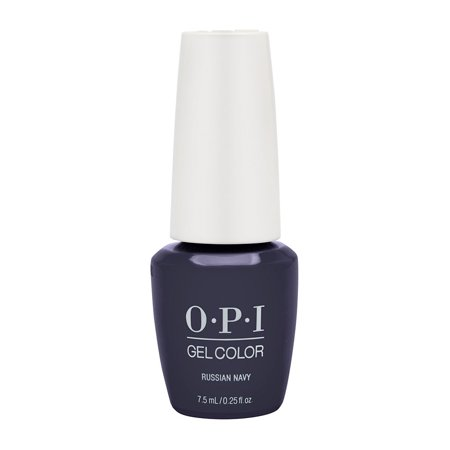 OPI GelColor Soak-Off Gel Lacquer GCR54B / 0.25oz - Russian