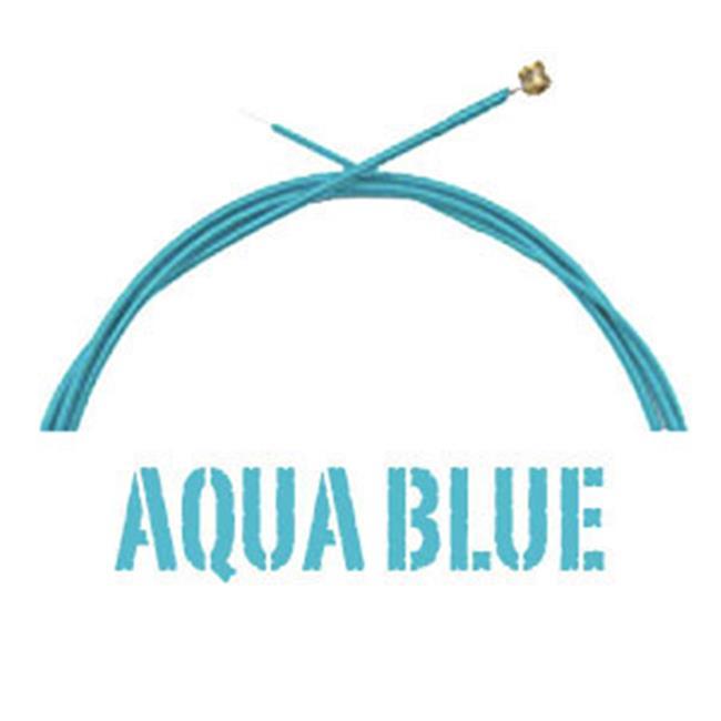 Aurora AURWHT40-100 Standard 45-100 Gauge Bass Guitar Strings, White