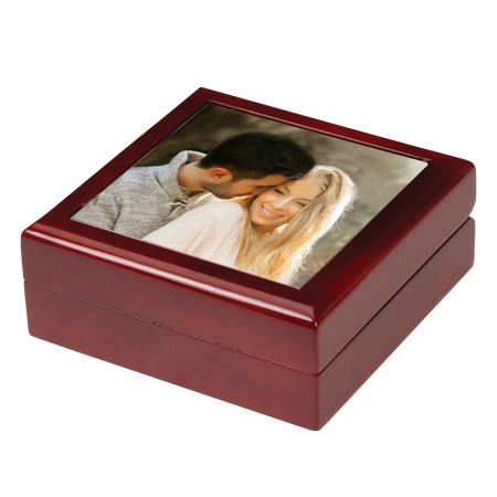 Princess Set Jewelry Box (Keepsake Jewelry Photo Box)