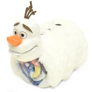 Disney Frozen Olaf 3D Pillow with Sleeping Bag