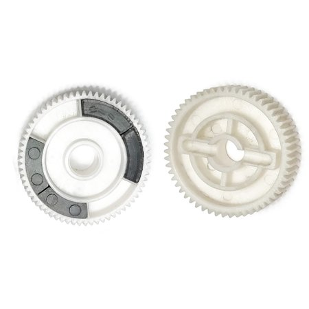 CF Advance For 84-87 Chevrolet Corvette 5.7L Headlight Motor Gears Repair Kit Does Both Sides New Set of 2PCS 1984 1985 1986