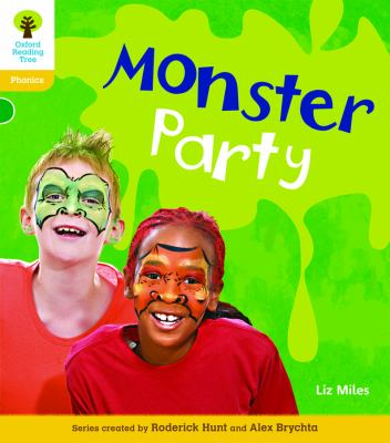 Oxford Reading Tree: Level 5: Floppy's Phonics Non-Fiction: Monster Party (Ort) (Paperback) by
