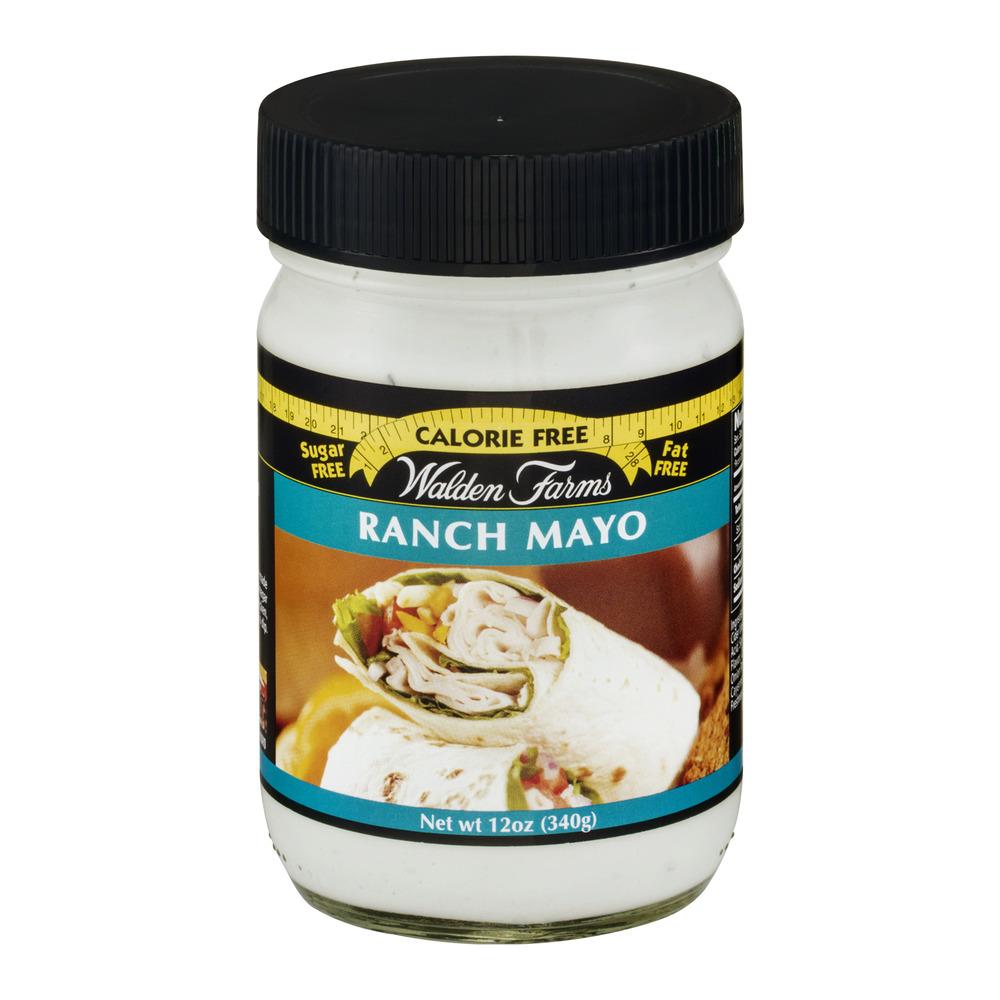 Walden Farms Ranch Mayo, 12.0 OZ
