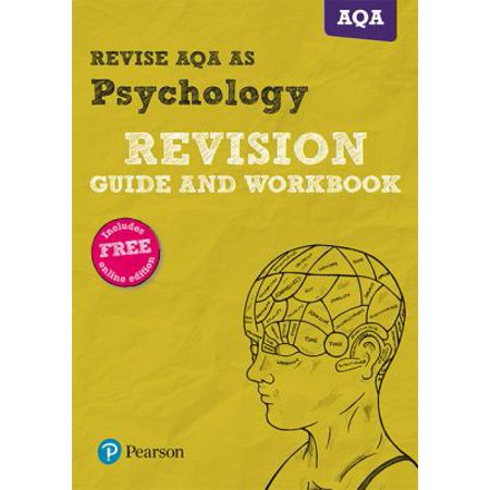 REVISE AQA AS LEVEL PSYCHOLOGY REVISION