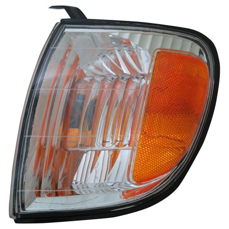 Replacement TYC 18-5478-00-1 Driver Side Corner Light For 00-04 Toyota Tundra (Driver Side Corner)