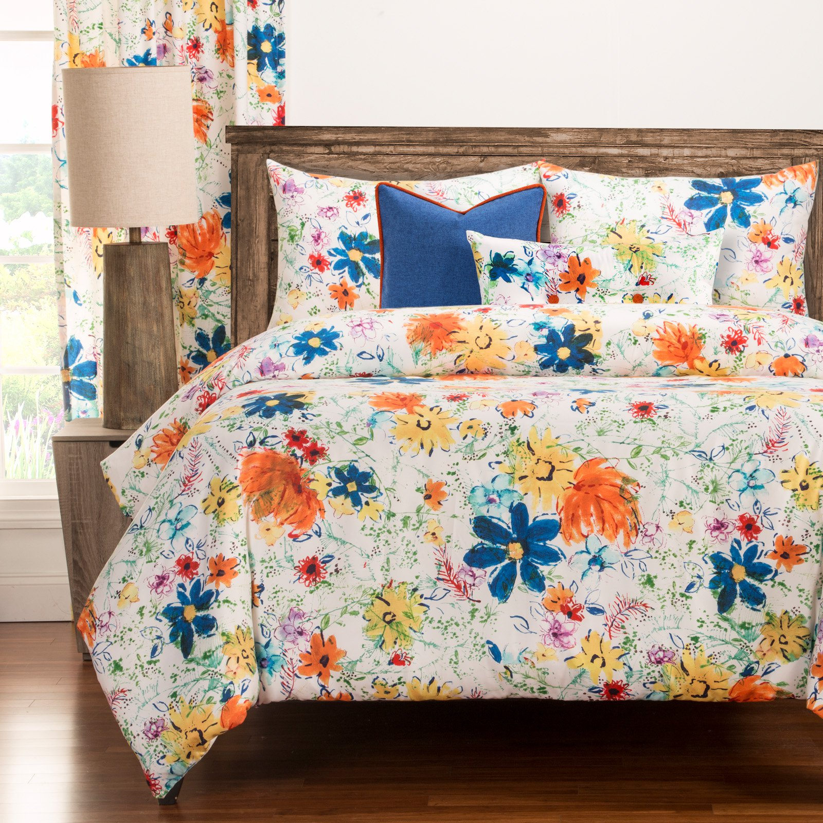 Modern Meadow Duvet Set by Siscovers