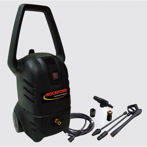 Rockford 1400psi Electric Pressure Washer