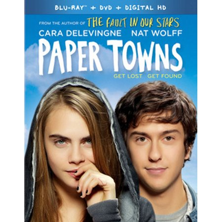 Paper Towns (Blu-ray) - Halloween Town 4