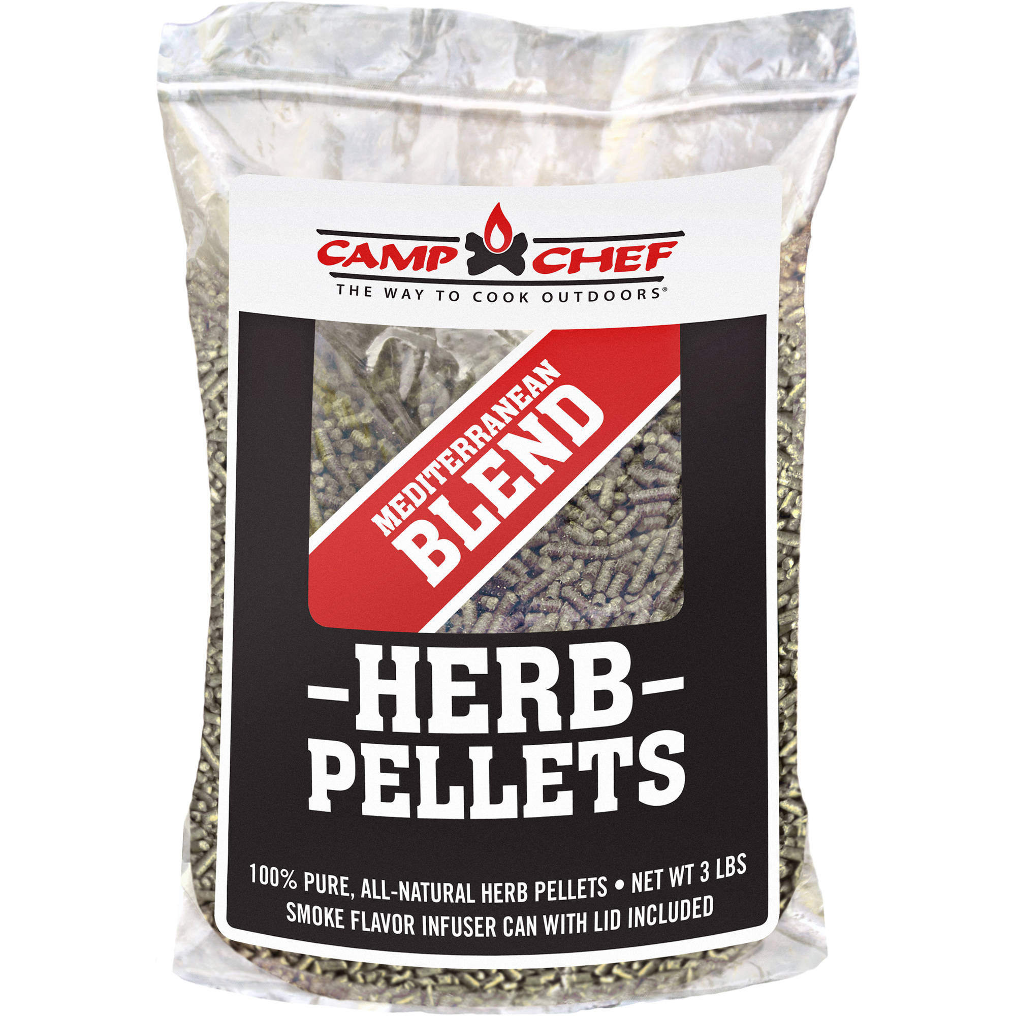 Camp Chef Smokepro Mediterranean Pellets