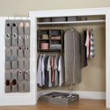 Better Homes & Gardens 5-Piece Closet Organizer Set