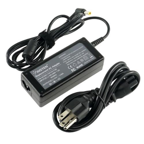 Insten AC Wall Power Adapter Charger For Acer TravelMate Series Laptop