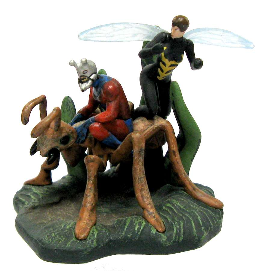 Marvel Avengers Ant-Man & The Wasp PVC Figure
