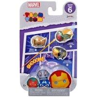 Marvel Tsum Tsum Series 6 Iron Man, Ultron & Vision Minifigure 3-Pack