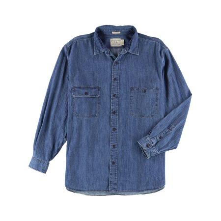 e82038db Ralph Lauren - Ralph Lauren Mens Denim Work Button Up Shirt ...