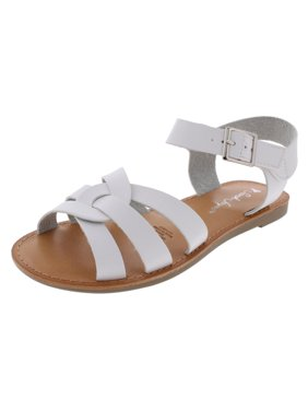 06cb09dc1 Free shipping. Product Image Girls Betty Strappy Open Toe Huarache Sandals