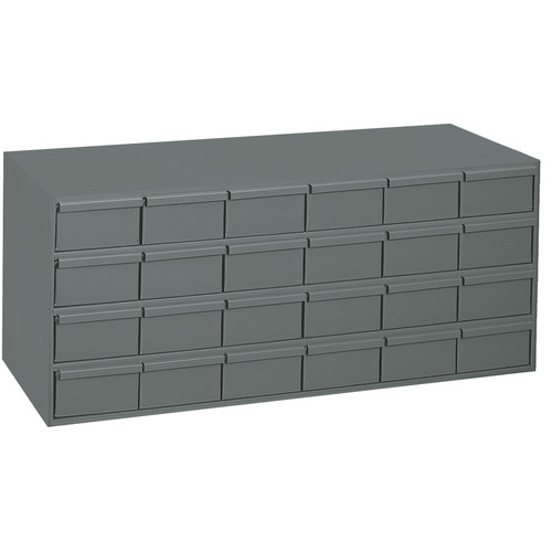 Durham Manufacturing Prime Cold 24-Drawer Small Parts Organizer by Durham