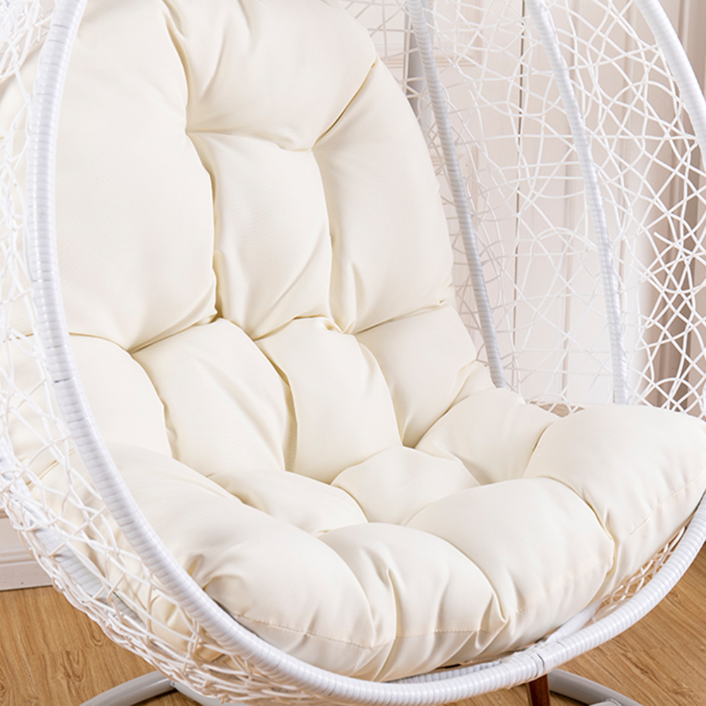 Aihome Hanging Egg Chair Pads Nonslip Soft Swing Chair Cushion Removable And Washable Hanging Hammock Chair Cushion For Indoor Decoration Walmart Canada