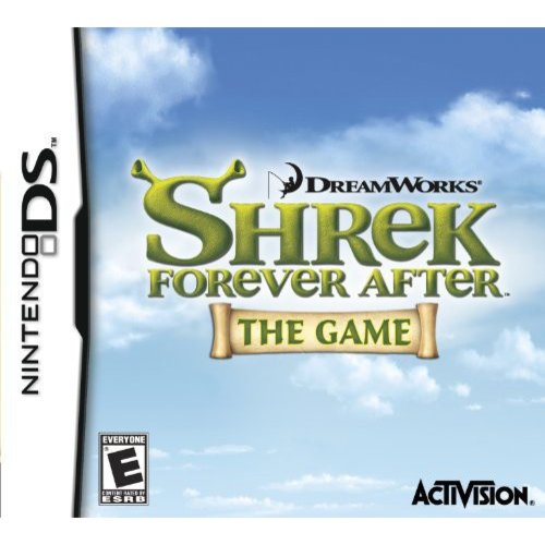 Shrek Forever After (DS)