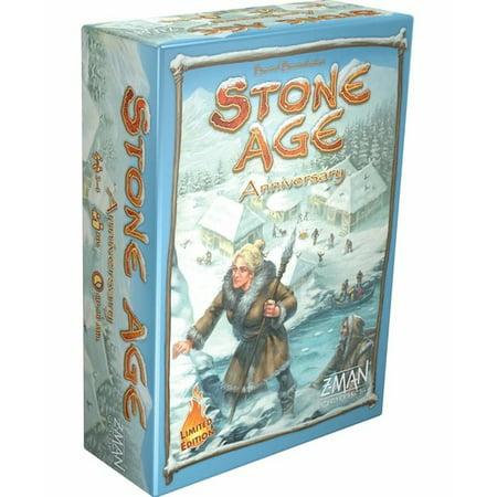Stone Age: Anniversary Edition Strategy Board