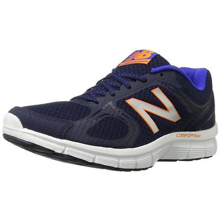 promo code e7162 bdfff new balance men's 541v1 comfort ride running shoe, pigment/ultra violet  blue, 11.5 d us