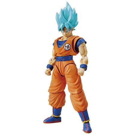 Dragon Ball Figure-Rise Standard Super Saiyan God Super Saiyan Son Goku Model Kit