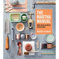 The Martha Manual (Hardcover)