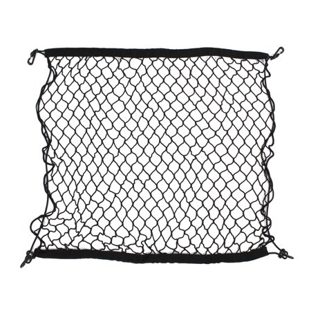 Unique Bargains Cargo Net Luggage Car Trunk ATV Storage