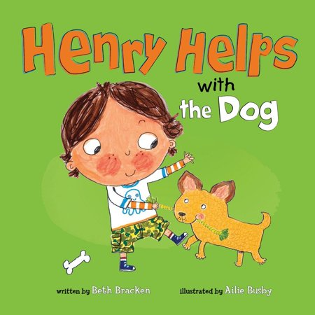 Henry Helps with the Dog - (Henry Dog)