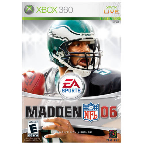 Madden 2006 (Xbox 360) - Pre-Owned