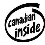 Sb Peel - Custom Wall Decal Canadian Inside Picture Art Living Room Peel & Stick Sticker - Vinyl Wall Decal
