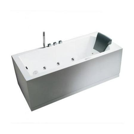 Ariel Am154jdtsz R 70 Platinum Am154 Whirlpool Bathtub X 31 5