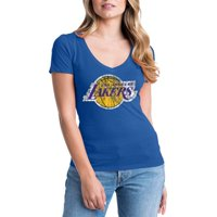 ce42da570 Product Image Los Angeles Lakers Womens NBA Short Sleeve Baby Jersey V-neck