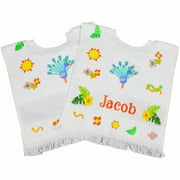DMC Exotic Bird Toddler Bib Cross-Stitch Kit