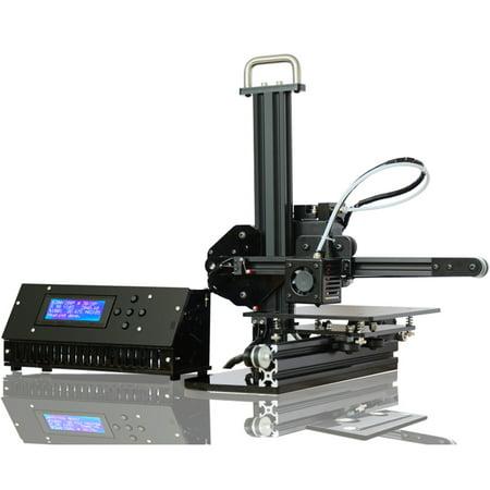 Easy DIY Portable 3D Printer Educational Desktop 3D Printer Full Metal Kits