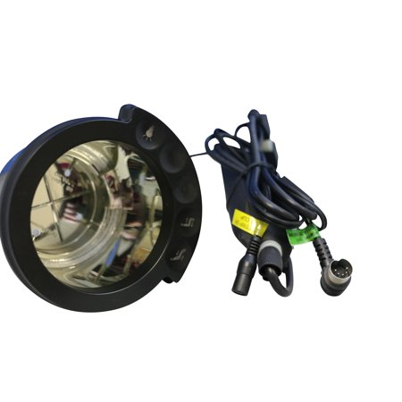 Ts Light - Raffel Power Cup Holder, Touch Sensor, Recline, Light, ICH LR TS BLK DIMP