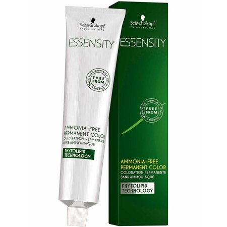 Schwarzkopf Essensity Hair Color Without Ammonia 8-77 Light Blonde Copper Extra 2 Ounce 60
