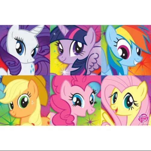 My Little Pony - Zoom Poster Print (24 x 36)