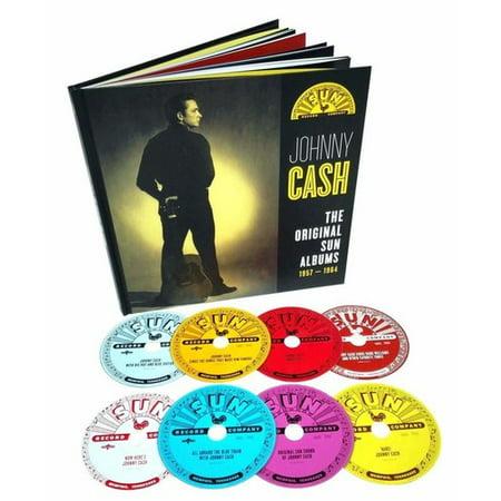 Original Sun Albums 1957-1964 (CD)