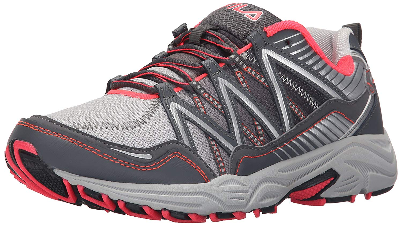 FILA - Women's Trail Running Shoes Mesh