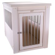 New Age Pet ecoFLEX Habitat `n Home Dog Crate with Spindles