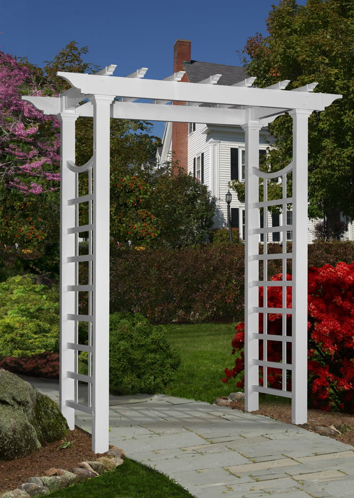 Westhaven Arbor by New England Arbors