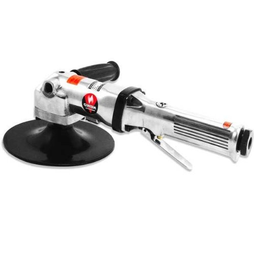 Neiko 30069A Heavy Duty 7-Inch Air Angle Polisher | Up to 2,600 RPM