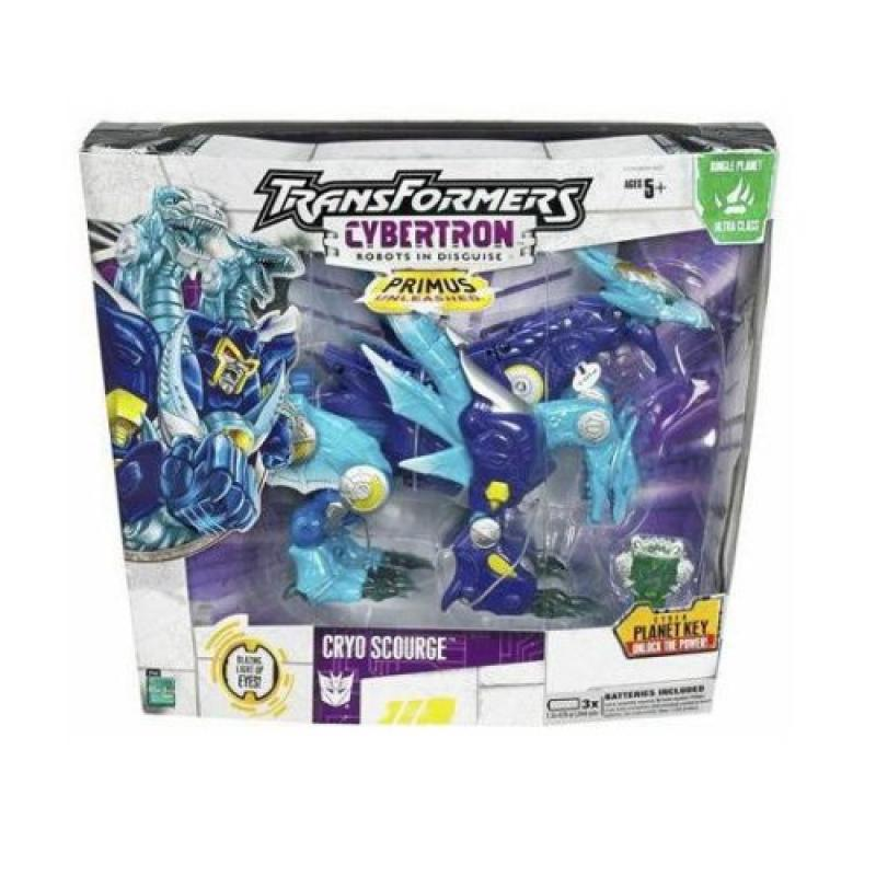Transformers Cybertron Ultra Cryo Scourge
