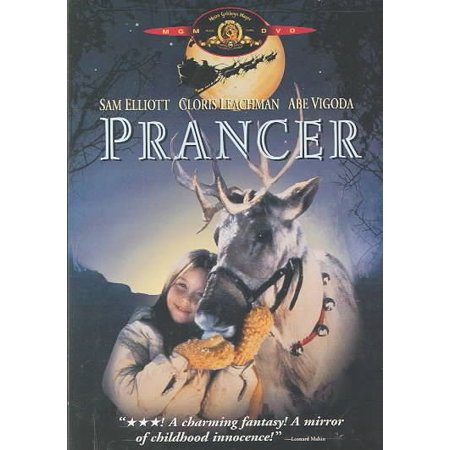 Prancer (DVD) (Prancer Sleigh)