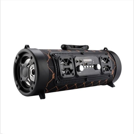 bluetooth SpeakerNote: Remote control is not included.Package Included:1 x bluetooth Speaker1 x USB CableFeatures:Color: Black, Khaki, Camouflage, GraffitiModel: CH-M18bluetooth: V4.2bluetoot - image 2 of 3