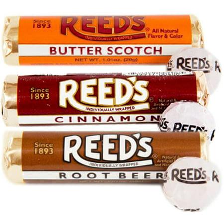 Reeds Rolls Cinnamon Hard Candy Walmart Com