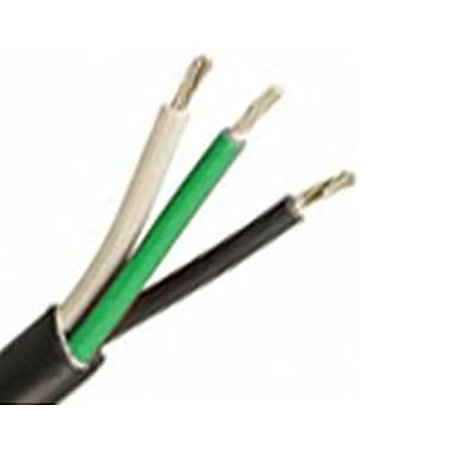1000FT 14 AWG 3 Conductor 14/3 Including Green GND Non-Shielded ...