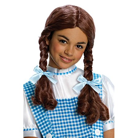 Wizard of Oz Dorothy Wig, Child size (Dorothy Wig)