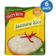 Tasty Bite Jasmine Rice, 8.8 oz, (Pack of 6)